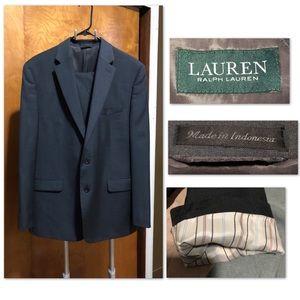Men's Ralph Lauren suit
